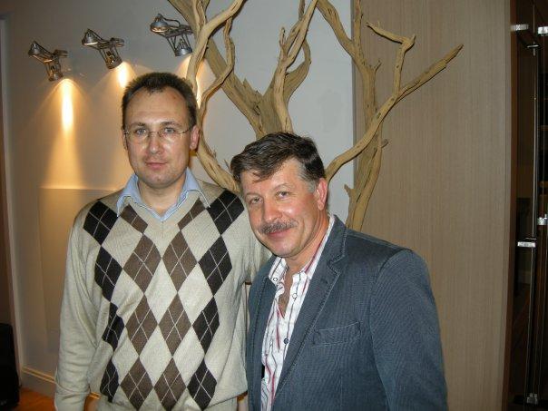 Денис Власов и Сергей Прохоров