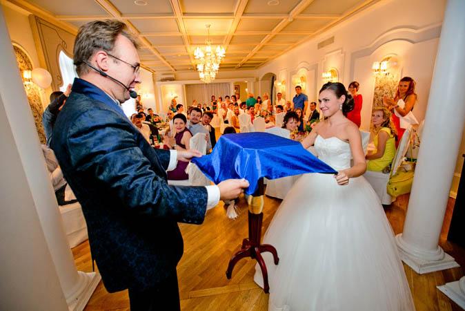 Фокусники на свадьбу